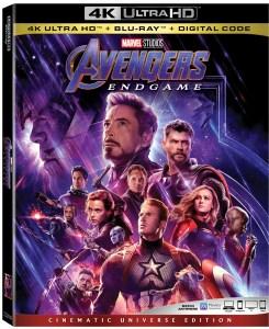 Marvel's 'Avengers: Endgame'; Arrives On Digital July 30 & On 4K Ultra HD, Blu-ray & DVD August 13, 2019 From Marvel Studios 8
