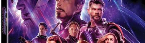 Marvel's 'Avengers: Endgame'; Arrives On Digital July 30 & On 4K Ultra HD, Blu-ray & DVD August 13, 2019 From Marvel Studios 7