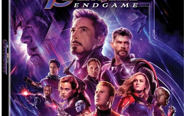 Marvel's 'Avengers: Endgame'; Arrives On Digital July 30 & On 4K Ultra HD, Blu-ray & DVD August 13, 2019 From Marvel Studios 15