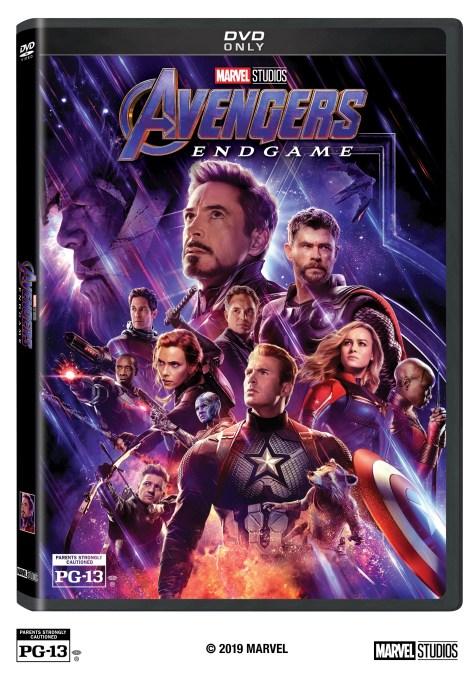 Marvel's 'Avengers: Endgame'; Arrives On Digital July 30 & On 4K Ultra HD, Blu-ray & DVD August 13, 2019 From Marvel Studios 12