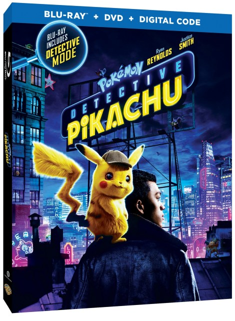 'POKÉMON Detective Pikachu'; Arrives On Digital July 23 & On 4K Ultra HD, Blu-ray & DVD August 6, 2019 From Warner Bros 6