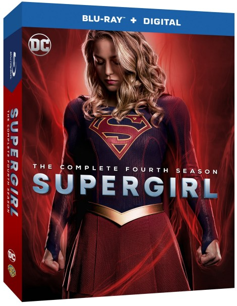 'Supergirl: The Complete Fourth Season'; Arrives On Blu-ray & DVD September 17, 2019 From DC & Warner Bros 2