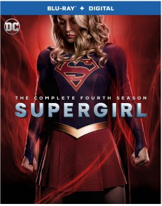 [Blu-Ray Review] Supergirl: The Complete Fourth Season: Now Available On Blu-ray & DVD From DC & Warner Bros 1