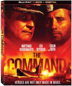 'The Command'; The Action-Packed True Story Arrives On Blu-ray, DVD & Digital August 6, 2019 From Lionsgate 1