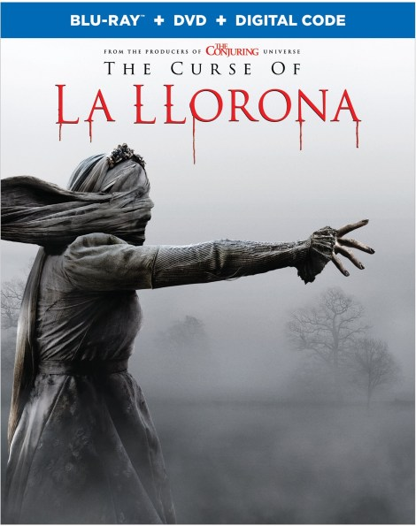 'The Curse Of La Llorona'; The Horror Film Arrives On Digital July 16 & On Blu-ray & DVD August 6, 2019 From Warner Bros 5