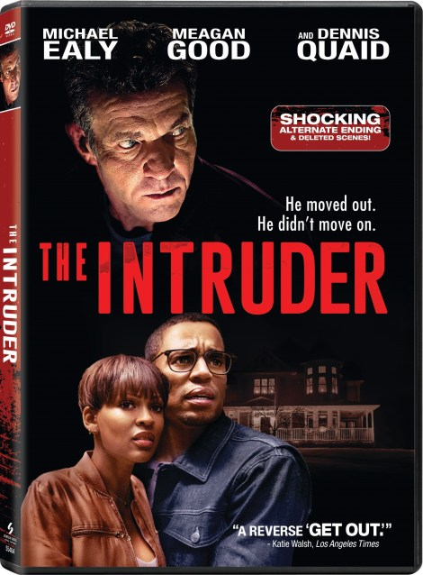 'The Intruder'; The Thriller Arrives On Digital July 16 & On Blu-ray & DVD July 30, 2019 From Sony 6