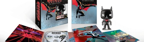 'Batman Beyond: The Complete Series' Makes Its HD Debut!; Arrives On Digital October 15 & On Limited Edition Blu-ray October 29, 2019 From DC & Warner Bros 4