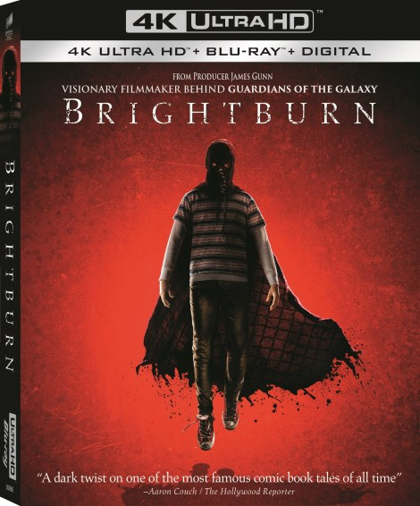 'Brightburn'; Arrives On Digital August 6 & On 4K Ultra HD, Blu-ray & DVD August 20, 2019 From Sony 5
