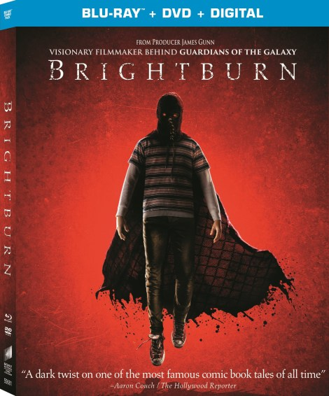 'Brightburn'; Arrives On Digital August 6 & On 4K Ultra HD, Blu-ray & DVD August 20, 2019 From Sony 6