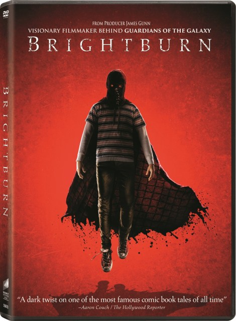 'Brightburn'; Arrives On Digital August 6 & On 4K Ultra HD, Blu-ray & DVD August 20, 2019 From Sony 7