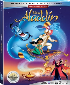[Blu-Ray Review] Aladdin (1992): Signature Collection: Now Available On 4K Ultra HD, Blu-ray & Digital From Disney 1
