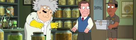 The 'Family Guy' Comic-Con Reel Offers A Taste Of The Ridiculous Fun Ahead In Season 18 12