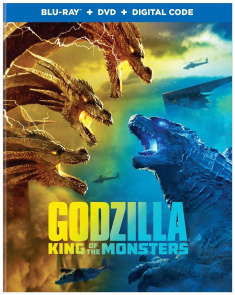 'Godzilla: King Of The Monsters'; Arrives On Digital August 13 & On 4K Ultra HD, Blu-ray & DVD August 27, 2019 From Warner Bros 5