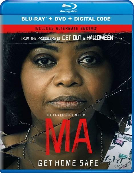 'MA'; The Thriller Starring Octavia Spencer Arrives On Digital August 20 & On Blu-ray & DVD September 3, 2019 From Universal 6