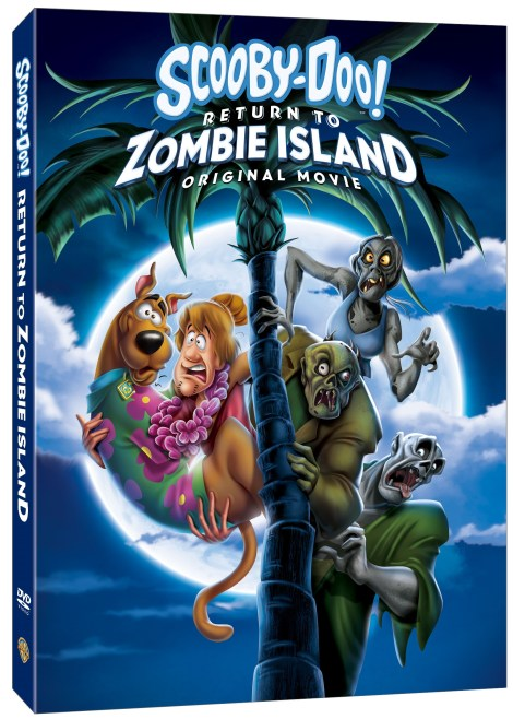 Artwork, Trailer, Release Details & Still Images For 'Scooby-Doo! Return To Zombie Island'; The New Animated Film Arrives On Digital September 3 & On DVD October 1, 2019 From Warner Bros 3