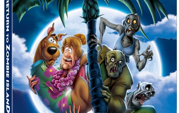 Artwork, Trailer, Release Details & Still Images For 'Scooby-Doo! Return To Zombie Island'; The New Animated Film Arrives On Digital September 3 & On DVD October 1, 2019 From Warner Bros 41