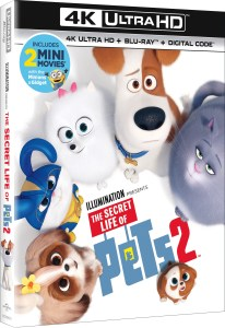 'The Secret Life Of Pets 2'; Arrives On Digital August 13 & On 4K Ultra HD, Blu-ray & DVD August 27, 2019 From Illumination & Universal 1
