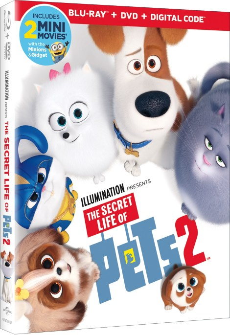 'The Secret Life Of Pets 2'; Arrives On Digital August 13 & On 4K Ultra HD, Blu-ray & DVD August 27, 2019 From Illumination & Universal 16