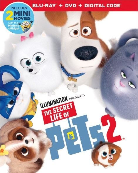 'The Secret Life Of Pets 2'; Arrives On Digital August 13 & On 4K Ultra HD, Blu-ray & DVD August 27, 2019 From Illumination & Universal 6