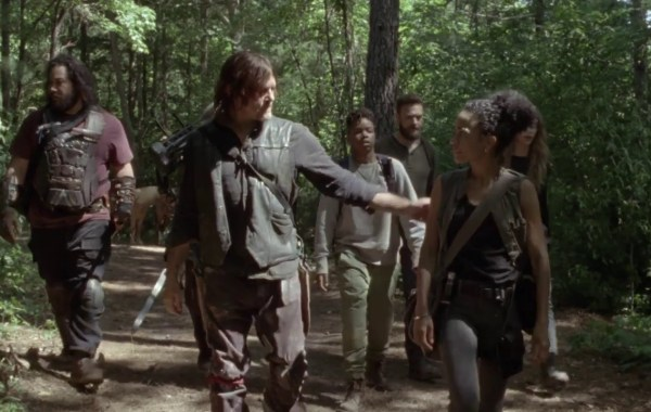 Watch The Comic-Con Trailer For 'The Walking Dead: Season 10' & An Announcement Teaser For The Untitled 'The Walking Dead' Movie 14