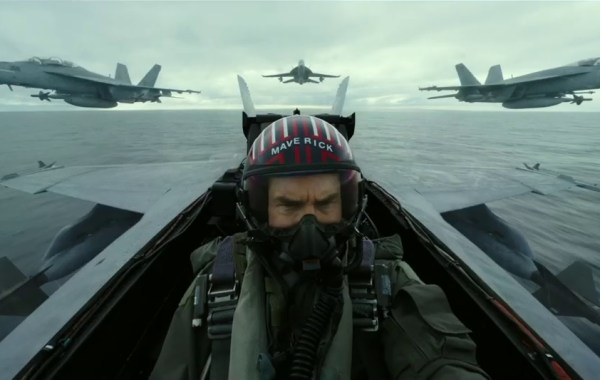 Tom Cruise Returns To The Skies In The First Trailer & Poster For 'Top Gun: Maverick' 5