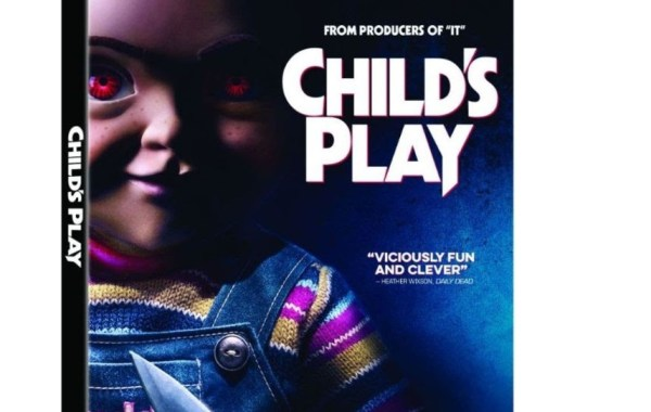 Child's Play; The Re-imagining Arrives On Blu-ray & DVD September 24, 2019 From Fox 9