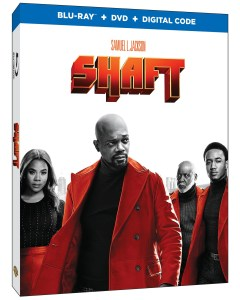 Shaft; The New Film Arrives On Digital September 10 & On Blu-ray & DVD September 24, 2019 From Warner Bros 1