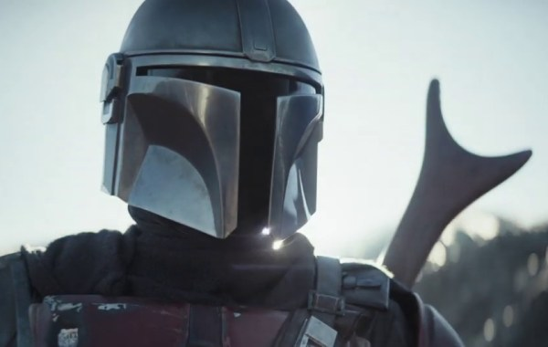 The Stunning Official Trailer & Poster For Jon Favreau's Star Wars Series 'The Mandalorian' Have Arrived! 1