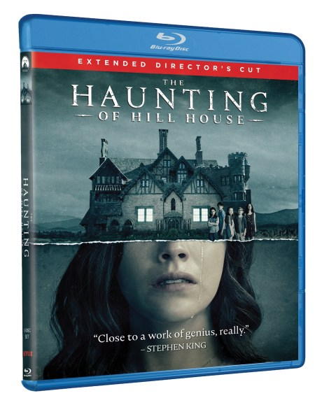 The Haunting Of Hill House: Extended Director's Cut; Arrives On Blu-ray & DVD October 15, 2019 From Paramount 3