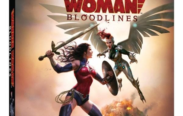 Trailer, Artwork & Release Info For 'Wonder Woman: Bloodlines'; Arrives On Digital October 5 & On 4K Ultra HD & Blu-ray October 22, 2019 From DC & Warner Bros 16