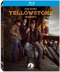 Yellowstone: Season 2; Arrives On Blu-ray & DVD November 5, 2019 From Paramount 1