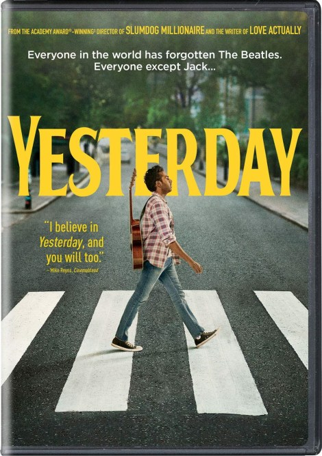 Yesterday; The New Film From Danny Boyle Arrives On Digital September 10 & On 4K Ultra HD, Blu-ray & DVD September 24, 2019 From Universal 9