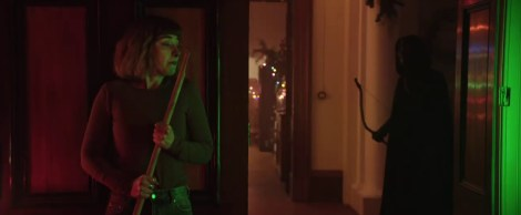 The Holidays Arrive In The First Trailer & Poster For Blumhouse's 'Black Christmas' 5