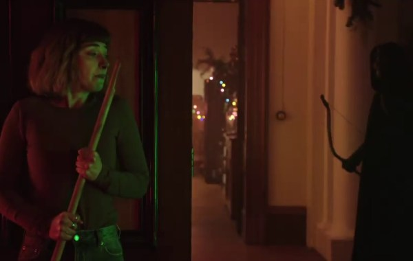 The Holidays Arrive In The First Trailer & Poster For Blumhouse's 'Black Christmas' 17