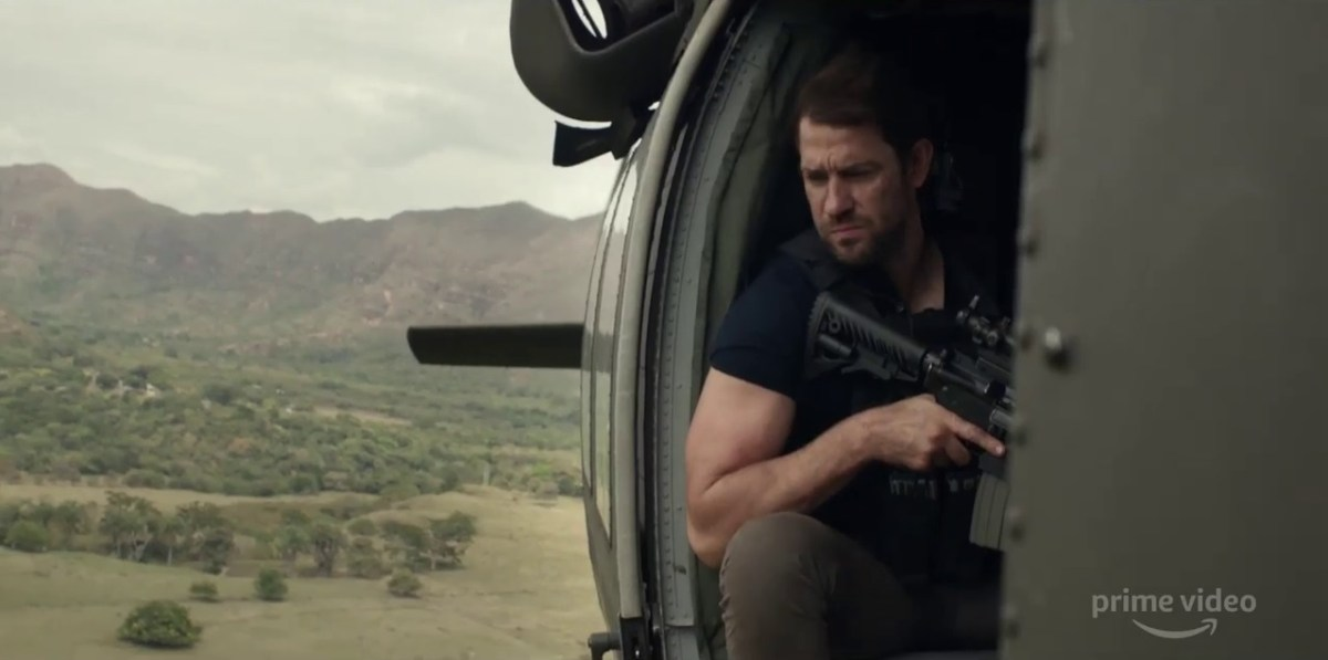 A New Trailer & A Premiere Date For 'Jack Ryan: Season 2' Are Here 19