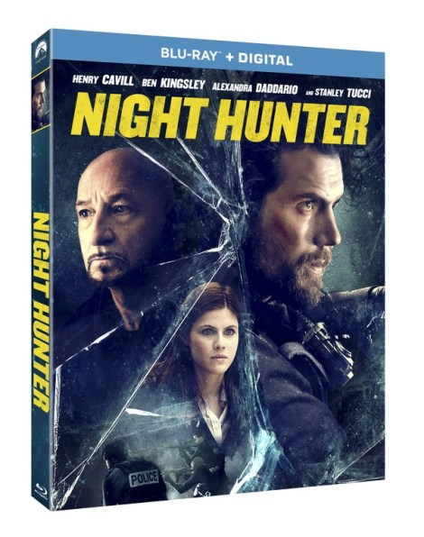 Night Hunter; The Thriller Starring Henry Cavill Arrives On Blu-ray & DVD October 15, 2019 & Is Now In Theaters & On Digital From Paramount 2