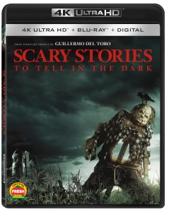 Scary Stories To Tell In The Dark; Arrives On Digital October 22 & On 4K Ultra HD, Blu-ray & DVD November 5, 2019 From Lionsgate 1
