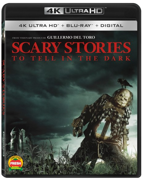 Scary Stories To Tell In The Dark; Arrives On Digital October 22 & On 4K Ultra HD, Blu-ray & DVD November 5, 2019 From Lionsgate 5
