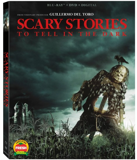 Scary Stories To Tell In The Dark; Arrives On Digital October 22 & On 4K Ultra HD, Blu-ray & DVD November 5, 2019 From Lionsgate 6
