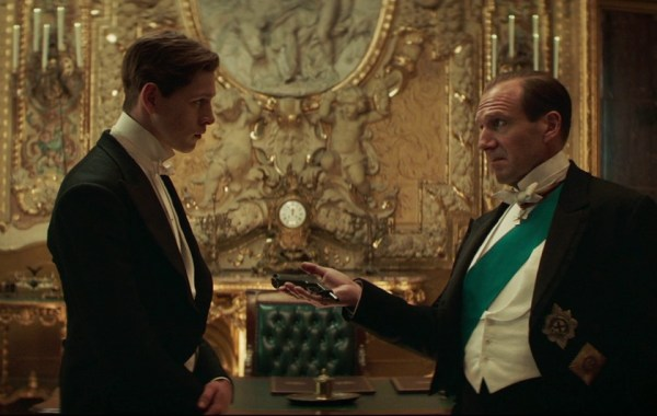 Royalty Arrives In The New Trailer & Poster For 'The King's Man' 27