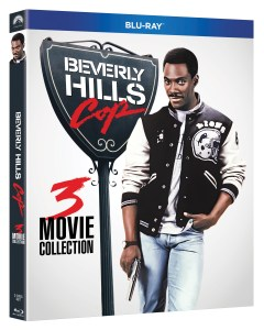 Beverly Hills Cop: 3-Movie Collection; The Newly Remastered Collection Arrives On Digital 4K Ultra HD December 17 & On Blu-ray January 14, 2020 From Paramount 1