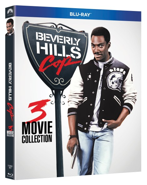 Beverly Hills Cop: 3-Movie Collection; The Newly Remastered Collection Arrives On Digital 4K Ultra HD December 17 & On Blu-ray January 14, 2020 From Paramount 2