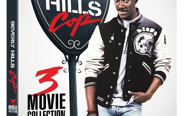[GIVEAWAY] Win 'Beverly Hills Cop: 3-Movie Collection' On Blu-ray; Now Available From Paramount 9