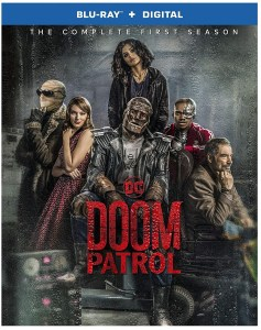 [Blu-Ray Review] Doom Patrol: The Complete First Season: Now Available On Blu-ray, DVD & Digital From DC & Warner Bros 1