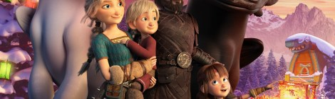 New Holiday Special 'How To Train Your Dragon: Homecoming' Featuring Original Cast Members Coming To NBC This December! 2