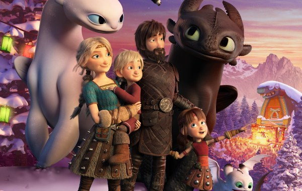 New Holiday Special 'How To Train Your Dragon: Homecoming' Featuring Original Cast Members Coming To NBC This December! 7