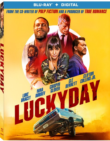 Lucky Day; The Thriller From Roger Avary Arrives On Blu-ray & DVD December 10, 2019 From Lionsgate 4