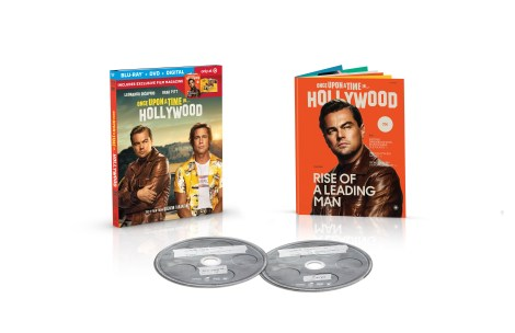 Quentin Tarantino's 'Once Upon A Time In Hollywood'; Arrives On Digital November 26 & On 4K Ultra HD, Blu-ray & DVD December 10, 2019 From Sony 11