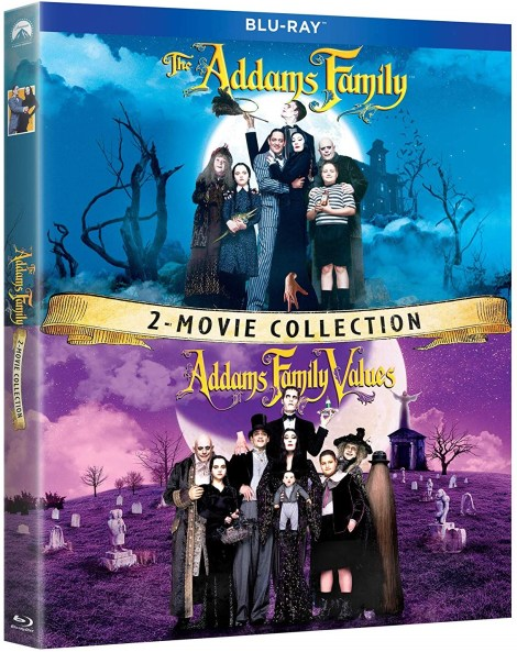 [GIVEAWAY] Win 'The Addams Family - 2 Movie Collection' On Blu-ray: Now Available On Blu-ray & DVD From Paramount 2