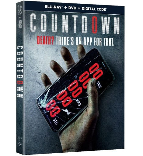 Countdown; The Thriller Arrives On Digital January 7 & On Blu-ray & DVD January 21, 2020 From Universal 4
